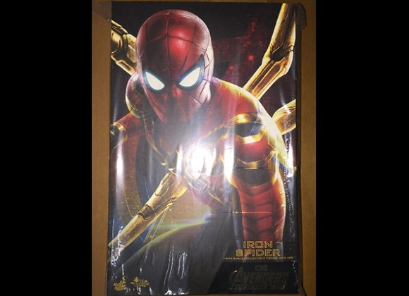 Hot Toys MMS482 AVENGERS: INFINITY WAR 1/6 IRON SPIDER