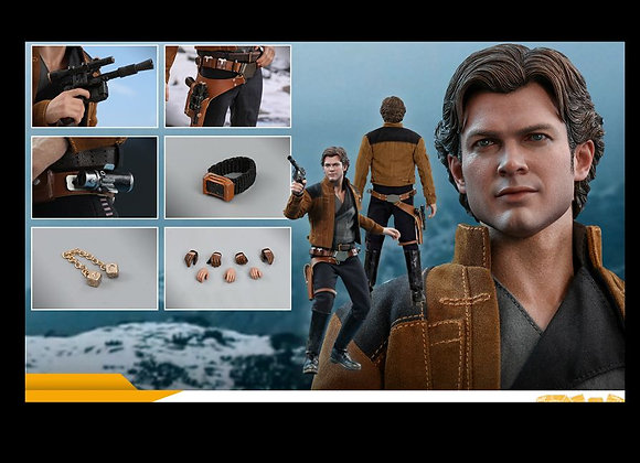 Hot Toys MMS491 SOLO: A STAR WARS STORY 1/6 HAN SOLO