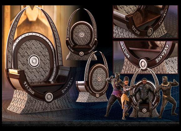 Hot Toys ACS005 BLACK PANTHER 1/6 WAKANDA THRONE