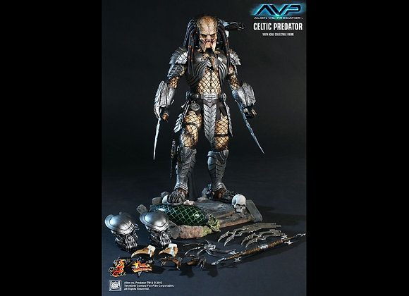 Hot Toys MMS221 ALIEN VS. PREDATOR 1/6 CELTIC PREDATOR