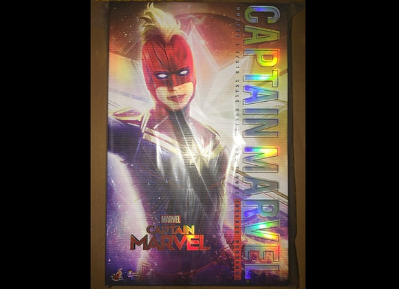 Hot Toys MMS522 CAPTAIN MARVEL 1/6 (DELUXE VERSION)