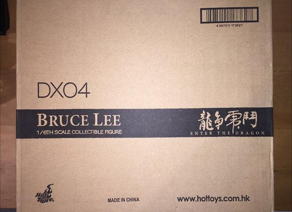 Hot Toys DX04 ENTER THE DRAGON 1/6 BRUCE LEE Regular Edition