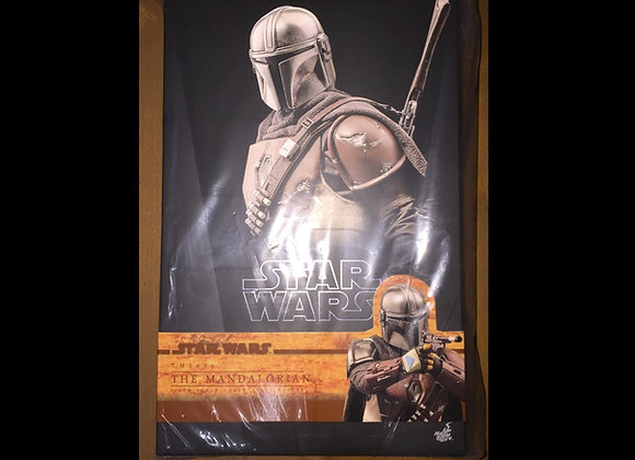 In Stock! Hot Toys TMS007 THE MANDALORIAN 1/6 Figure