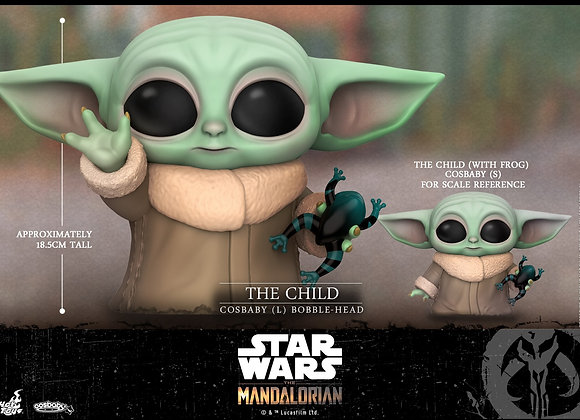 Hot Toys COSB749 THE CHILD COSBY (LARGE SIZE) COLLECTOR