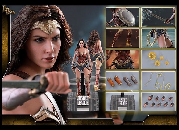 Hot Toys MMS450 JUSTICE LEAGUE 1/6 WONDER WOMAN