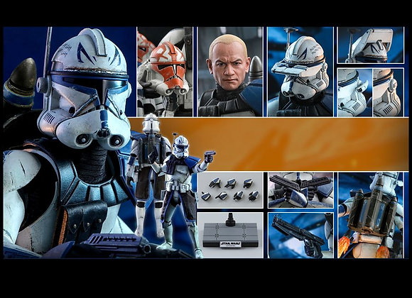 Hot Toys TMS018 STAR WARS: THE CLONE WARS 1/6 CAPTAIN REX