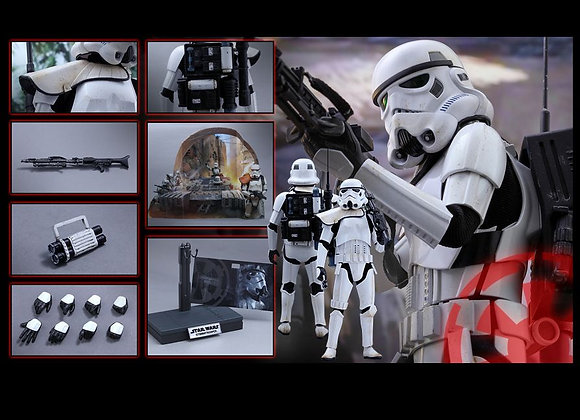 Hot Toys MMS386 ROGUE ONE: A STAR WARS STORY 1/6 STORMTROOPER JEDHA PATROL