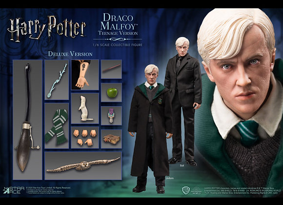 Star Ace SA0084 Harry Potter 1/6 Draco Malfoy Teenage Deluxe Version