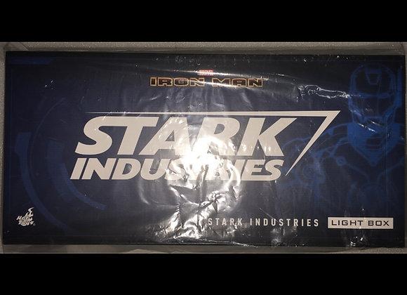 Hot Toys PLIG013N Iron Man Stark Industries Light Box