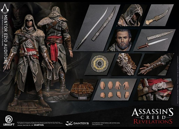 Damtoys DMS014 Assassin's Creed Revelations 1/6 Mentor Ezio Auditore