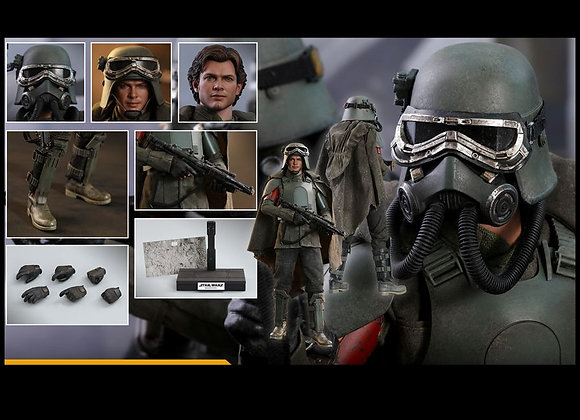 Hot Toys MMS493 SOLO: A STAR WARS STORY 1/6 HAN SOLO (MUDTROOPER)