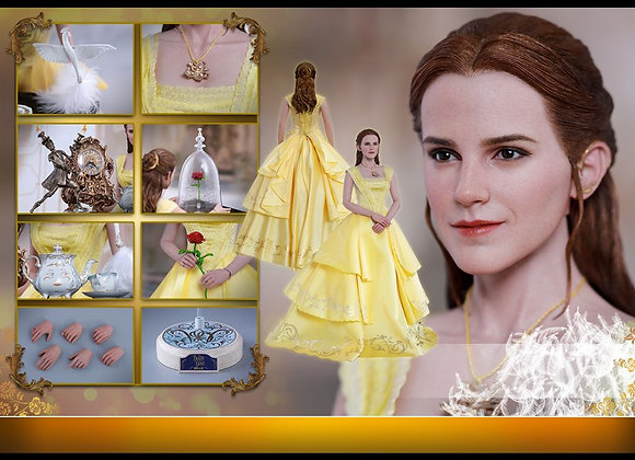 Hot Toys MMS422 BEAUTY AND THE BEAST 1/6 BELLE