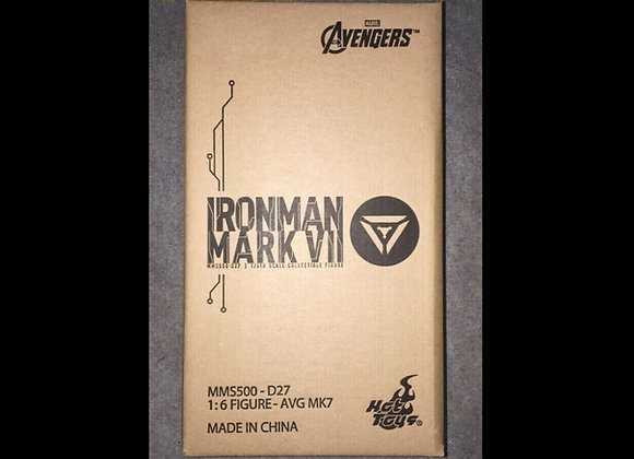 Hot Toys MMS500D27 THE AVENGERS 1/6 IRON MAN MARK VII REGULAR EDITION