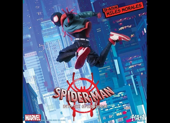 Sentinel Spider-Man: Into the Spider-Verse Miles Morales SV-Action Figure