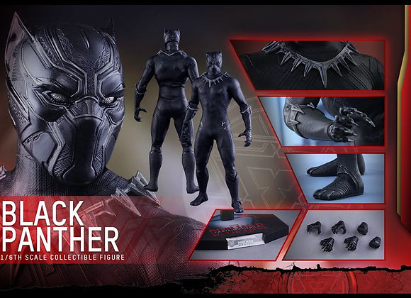 Hot Toys MMS363 CAPTAIN AMERICA: CIVIL WAR 1/6 BLACK PANTHER