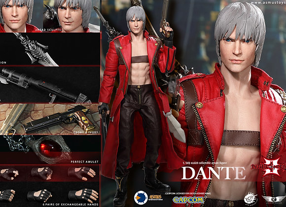 Asmus Toys THE DEVIL MAY CRY 1/6 DANTE (DMC III)