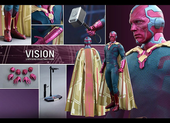 Hot Toys MMS296 AVENGERS: AGE OF ULTRON 1/6 VISION