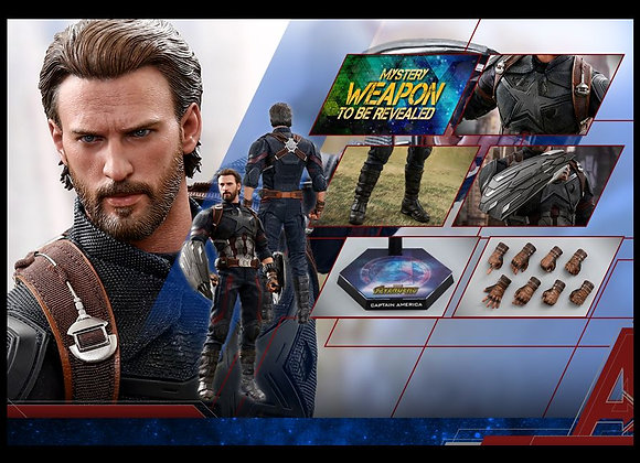 Hot Toys MMS480 AVENGERS: INFINITY WAR 1/6 CAPTAIN AMERICA