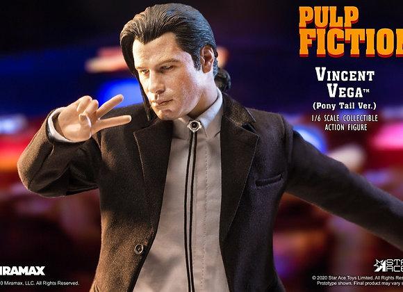 Star Ace Toys SA0086 Pulp Fiction VINCENT VEGA 2.0 1/6 Figure Regular Edition