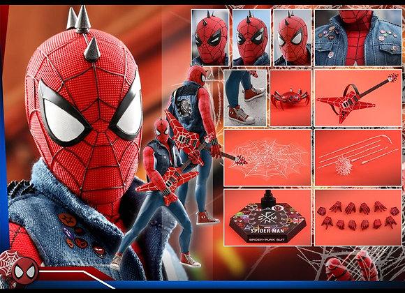 Hot Toys VGM32 MARVEL'S SPIDER-MAN 1/6 SPIDER-MAN (SPIDER-PUNK SUIT)