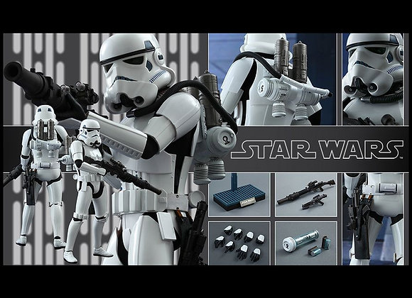 Hot Toys MMS291 STAR WARS: EPISODE IV A NEW HOPE 1/6 SPACETROOPER