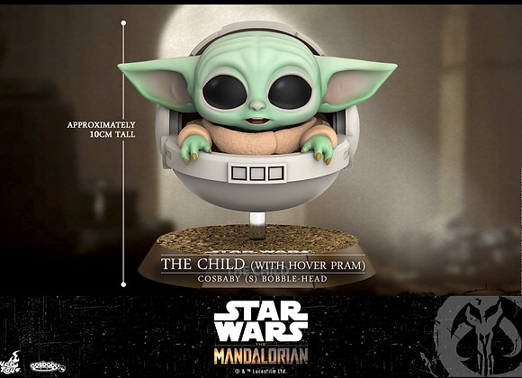 Hot Toys COSB748 THE CHILD (WITH HOVER PRAM) COSBABY