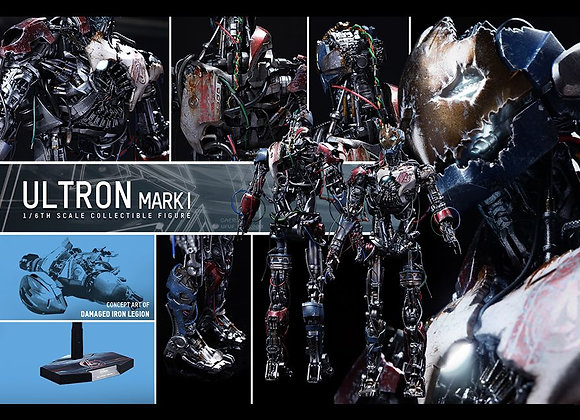 Hot Toys MMS292 AVENGERS: AGE OF ULTRON 1/6 ULTRON MARK I