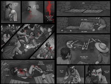 """The Vampire of Lugnano"" Original Work (2018)"