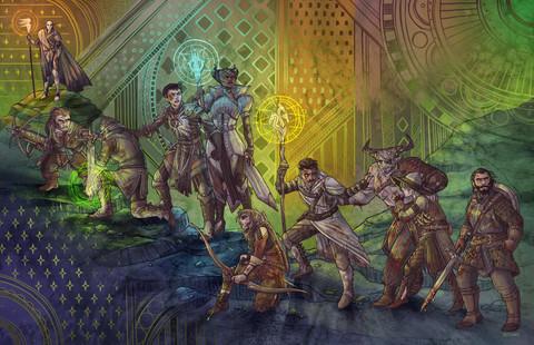 Fanart: Dragon Age Inquisition Bioware Media