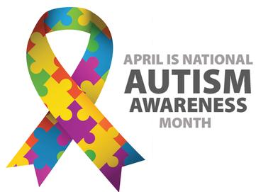 Happy Autism Awareness Month!