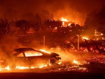 California Wildfires Update