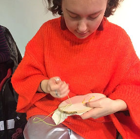 Embroidery Workshop Feminist Society