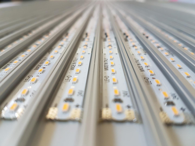 Realizzazione per conto di Light Engineering + Design srl