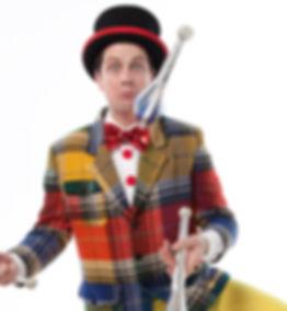 Barney Bonkers children's entertainer