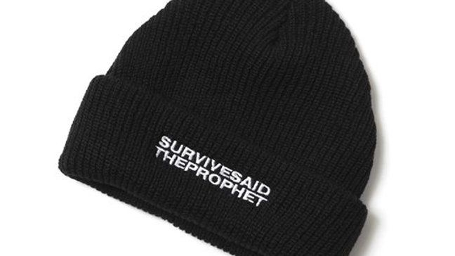 Survive Said The Prophet - New Logo Beanie