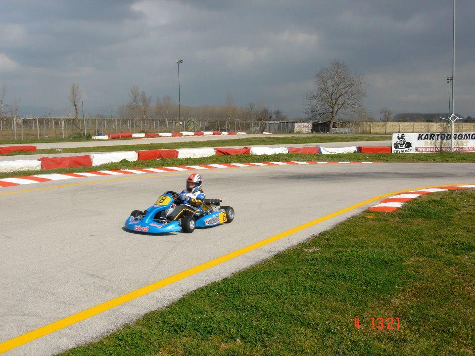 Prima Volta in Kart