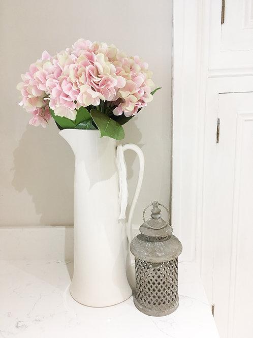 Pale Pink Hydrangea Stem