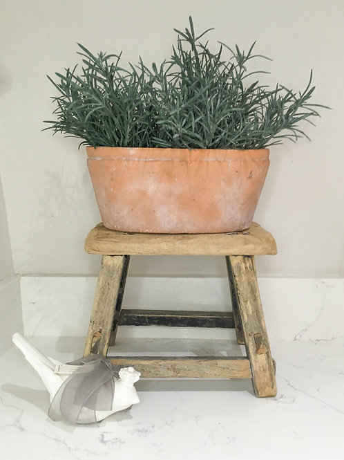 Rustic Ceramic Trough
