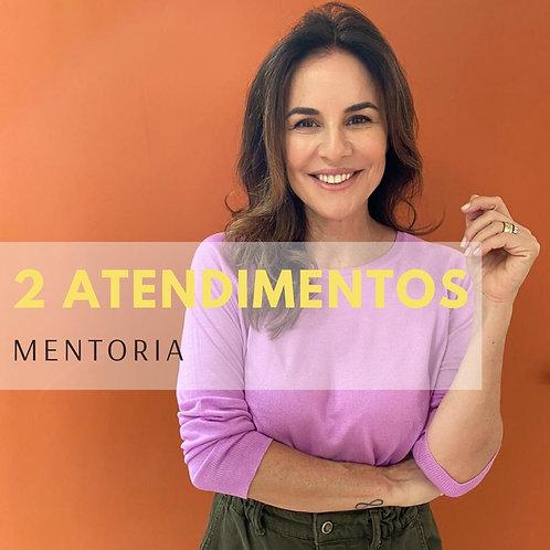 Mentoria - 2 Atendimentos