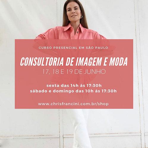 Consultoria de Moda, Estilo e Imagem - Presencial