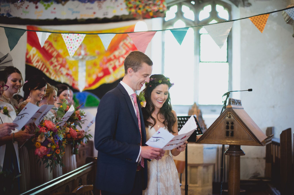 Sophie + Rob, Owls Castle Barn