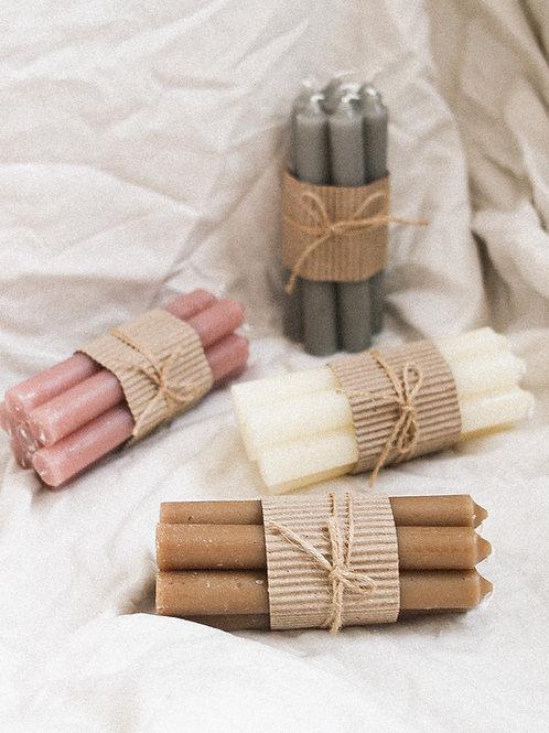 Pillar Candle Bundle