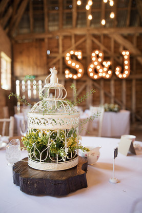 Shannon and Joe, Hedges and Flowers Floral Design