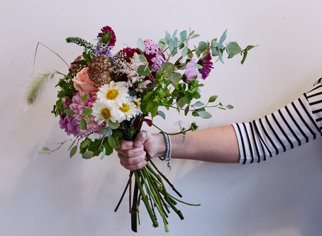 Floral Workshop | The Flower Society