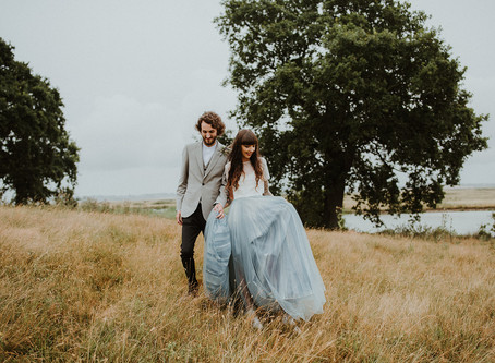 Chloe + Mitch, Elmley Nature Reserve