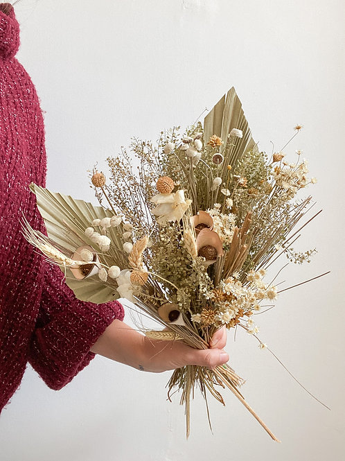 Dried Letterbox Flowers