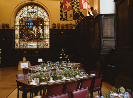 Ben + Bobi, Stationers Hall
