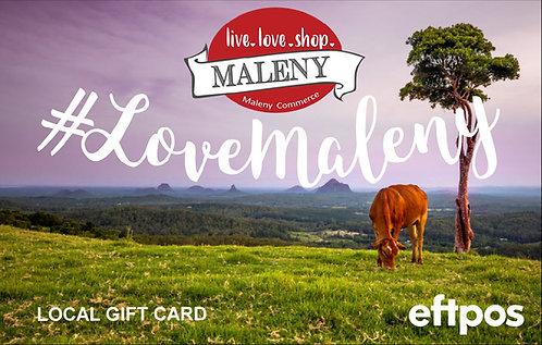 Maleny Gift Card