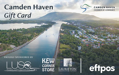 Camden Haven Gift Card