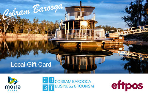Cobram Barooga Gift Card